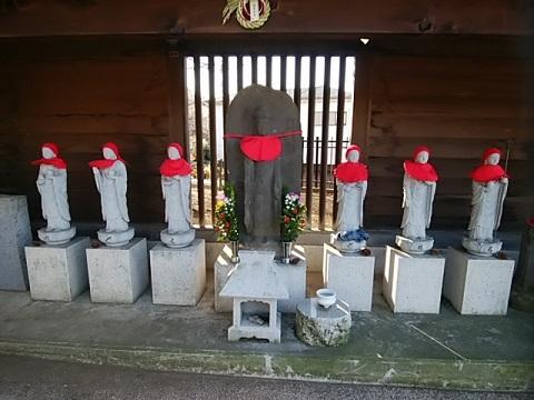 観音寺六地蔵