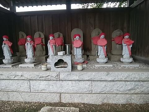 正福寺六地蔵