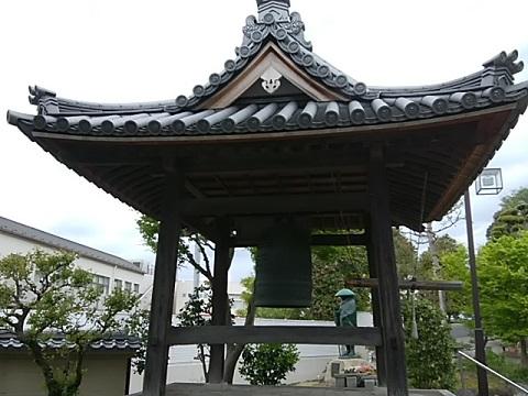 善教寺鐘楼