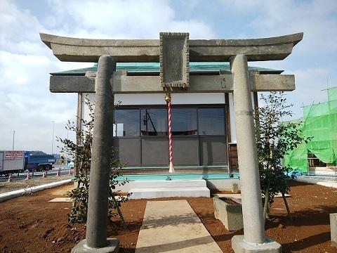 新羽浅間神社
