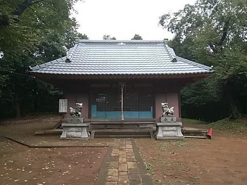 新吉田杉山神社