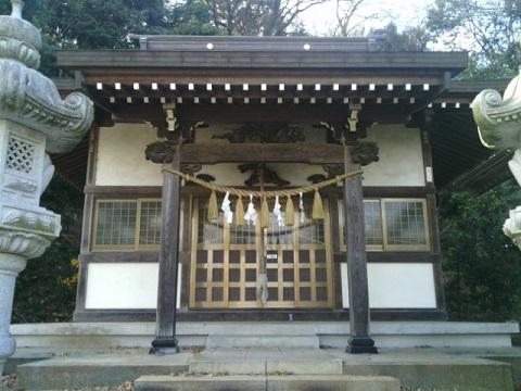 樽町杉山神社
