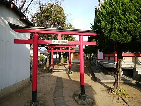 若雷神社伏見稲荷