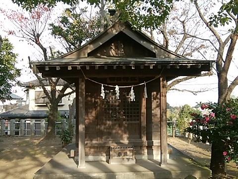 若雷神社春日神社