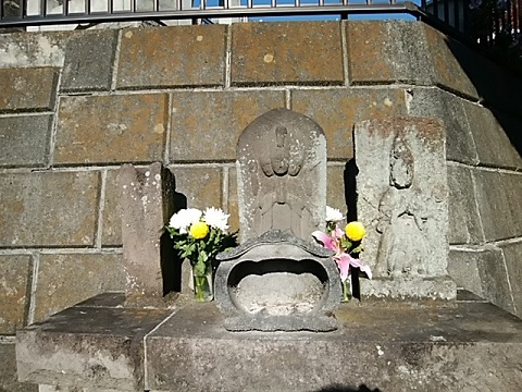 西量寺庚申塔