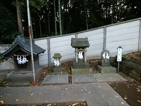 下田神社庚申塔