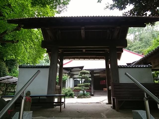 宗泉寺山門