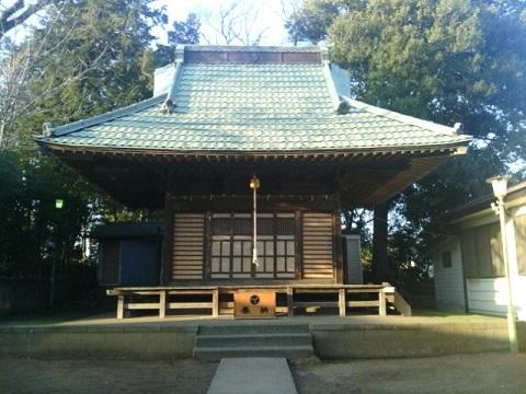 青砥杉山神社