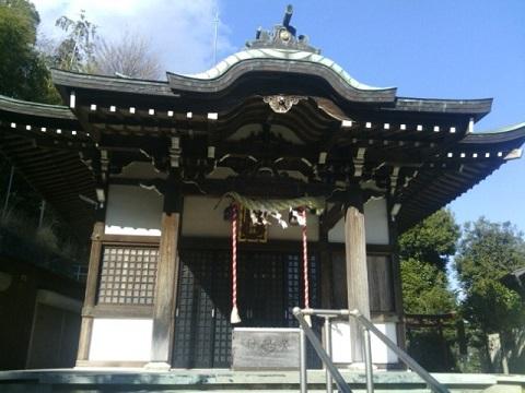 上山八幡神社