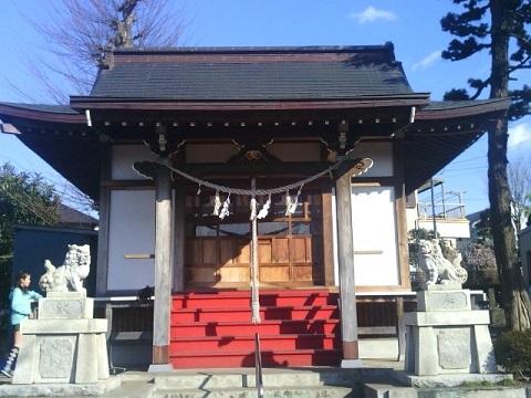 寺山杉山神社