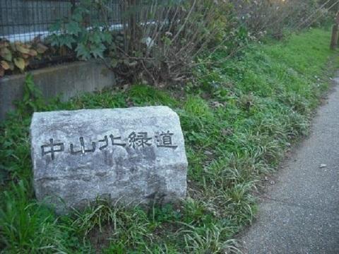 中山北緑道