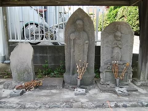 庚申塔・地蔵菩薩・供養塔