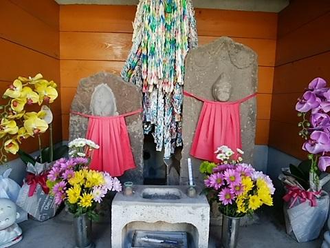 台村の庚申塔