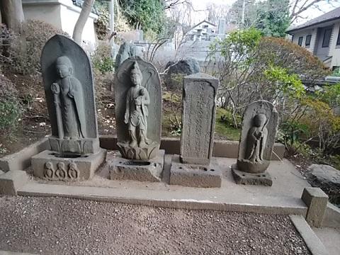 極楽寺庚申塔