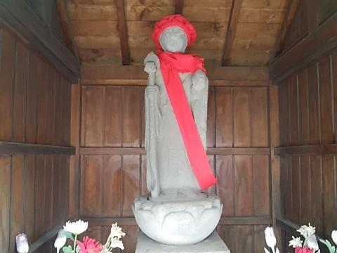 庚申塔(地蔵菩薩)