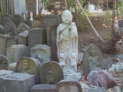 西蔵寺水子地蔵
