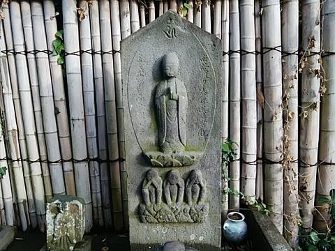西蔵寺庚申