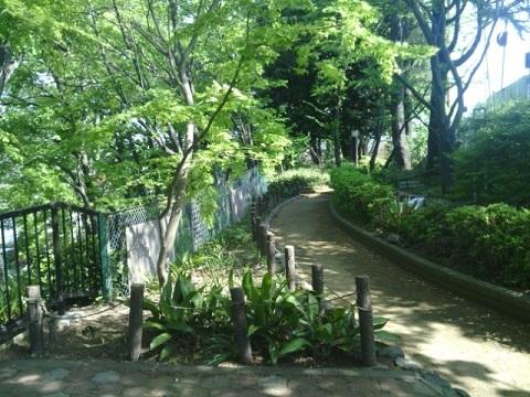 梵天山公園