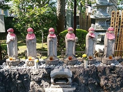 安養寺六地蔵