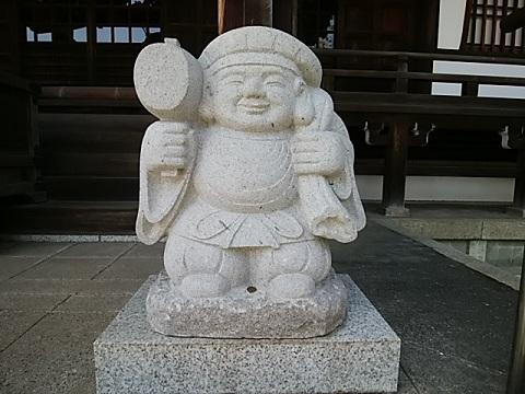 西明寺大黒天