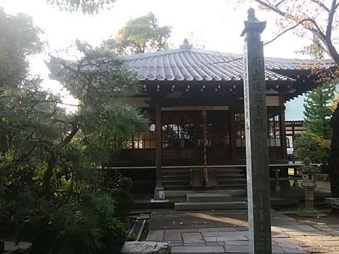 西明寺観音堂