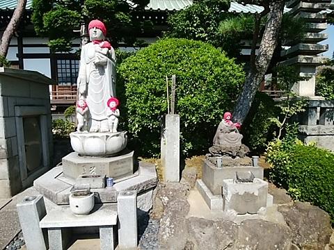 西明寺水子地蔵