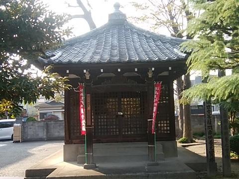 泉澤寺観音堂