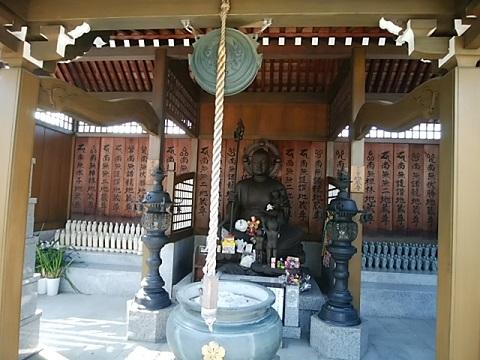 多聞寺水子地蔵