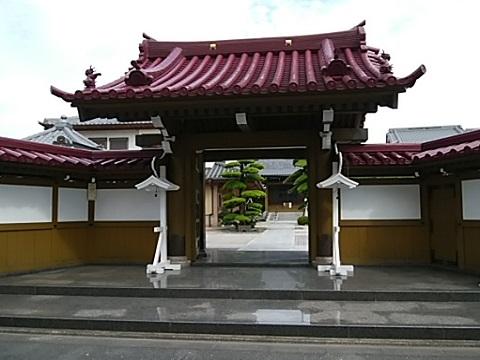 多聞寺山門