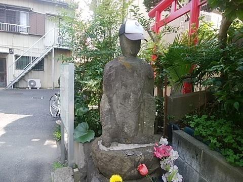 銚子塚庚申塔
