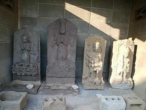 井田神社庚申塔