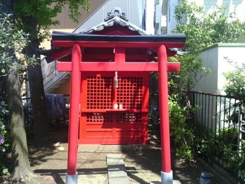 上小田中6稲荷神社