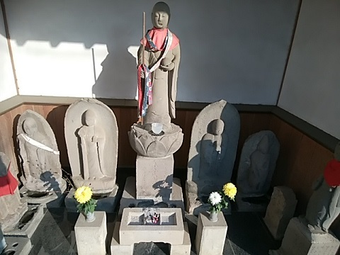 善教寺庚申塔