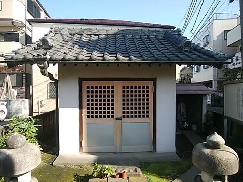 本田地蔵尊