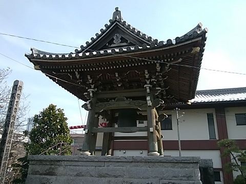 寿福寺鐘楼