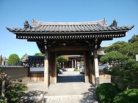 浄蓮寺山門