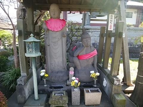 寿福寺庚申塔