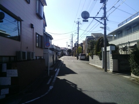 梶ヶ谷神明社上遺跡