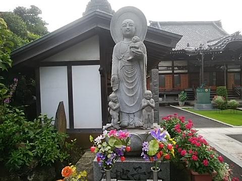 妙法寺水子地蔵