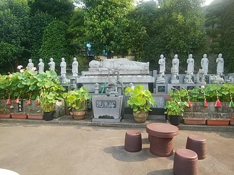 釈迦大涅槃像