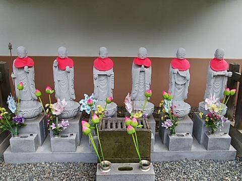 養福寺六地蔵