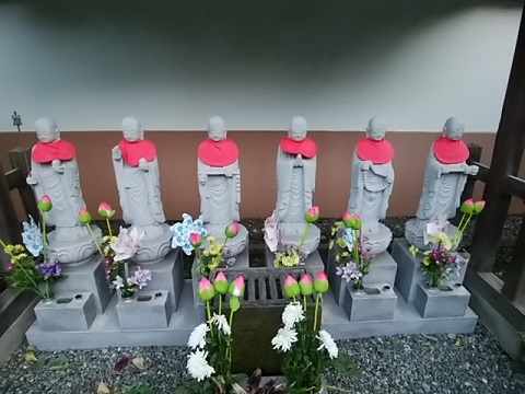 増福寺六地蔵