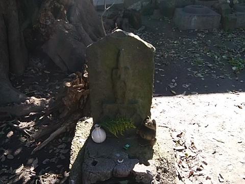 二子神社庚申塔
