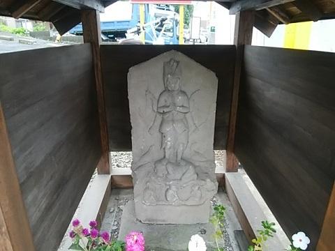 蟹ヶ谷庚申塔