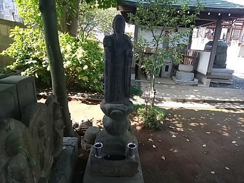 明鏡寺庚申塔