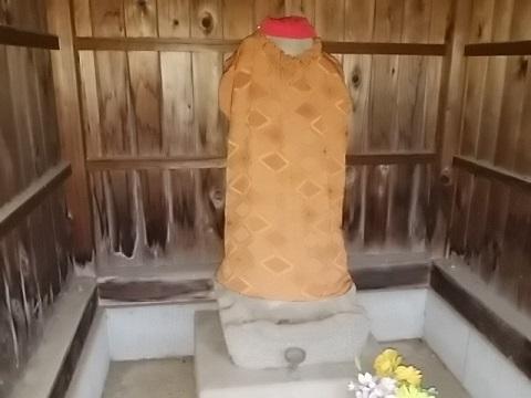 蓮花寺地蔵