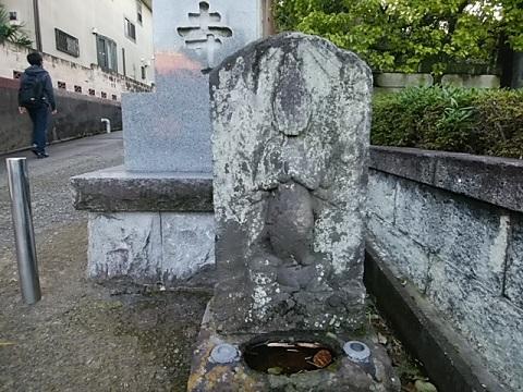 龍台寺前庚申