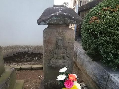 西福寺月待塔