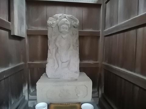 神明神社庚申