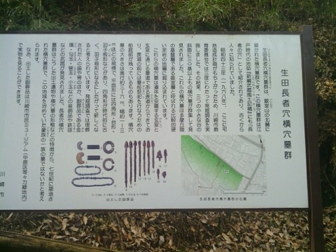 生田長者穴横穴墓群